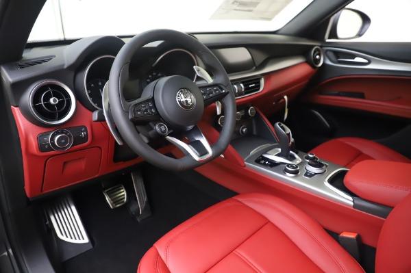New 2020 Alfa Romeo Stelvio Sport Q4 for sale $50,945 at Bugatti of Greenwich in Greenwich CT 06830 13