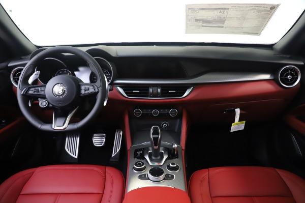 New 2020 Alfa Romeo Stelvio Sport Q4 for sale $50,945 at Bugatti of Greenwich in Greenwich CT 06830 16