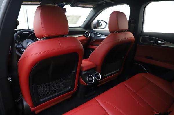 New 2020 Alfa Romeo Stelvio Sport Q4 for sale $50,945 at Bugatti of Greenwich in Greenwich CT 06830 24