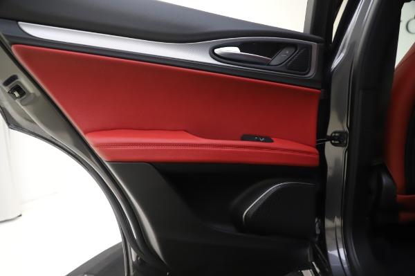 New 2020 Alfa Romeo Stelvio Sport Q4 for sale $50,945 at Bugatti of Greenwich in Greenwich CT 06830 25