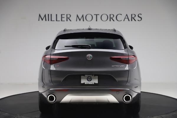 New 2020 Alfa Romeo Stelvio Sport Q4 for sale $50,945 at Bugatti of Greenwich in Greenwich CT 06830 6