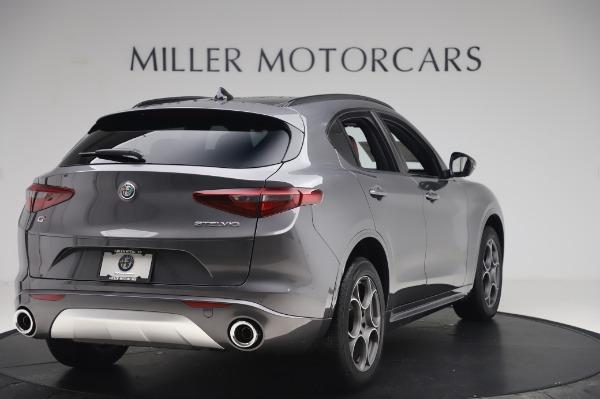 New 2020 Alfa Romeo Stelvio Sport Q4 for sale $50,945 at Bugatti of Greenwich in Greenwich CT 06830 7