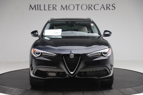 New 2020 Alfa Romeo Stelvio Ti Q4 for sale Sold at Bugatti of Greenwich in Greenwich CT 06830 12