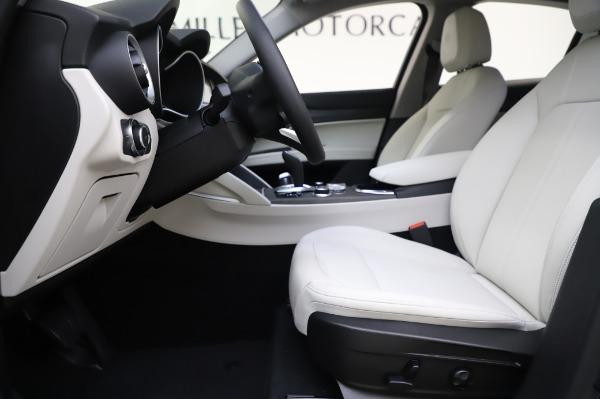 New 2020 Alfa Romeo Stelvio Ti Q4 for sale Sold at Bugatti of Greenwich in Greenwich CT 06830 14