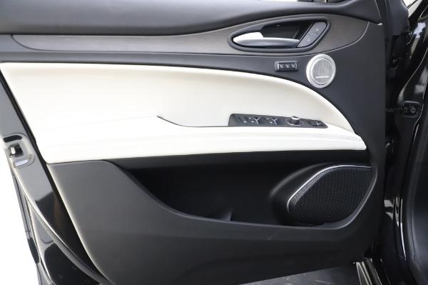 New 2020 Alfa Romeo Stelvio Ti Q4 for sale Sold at Bugatti of Greenwich in Greenwich CT 06830 17