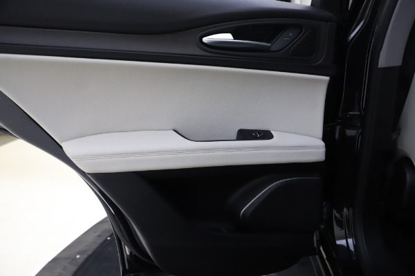 New 2020 Alfa Romeo Stelvio Ti Q4 for sale Sold at Bugatti of Greenwich in Greenwich CT 06830 21