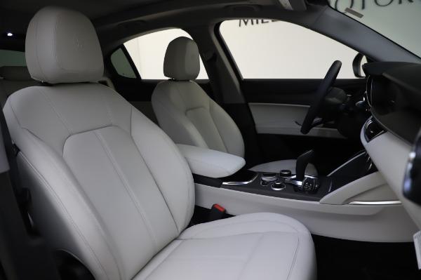 New 2020 Alfa Romeo Stelvio Ti Q4 for sale Sold at Bugatti of Greenwich in Greenwich CT 06830 22