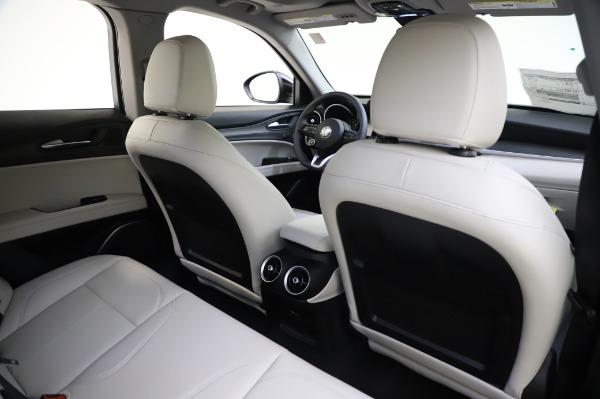 New 2020 Alfa Romeo Stelvio Ti Q4 for sale Sold at Bugatti of Greenwich in Greenwich CT 06830 28