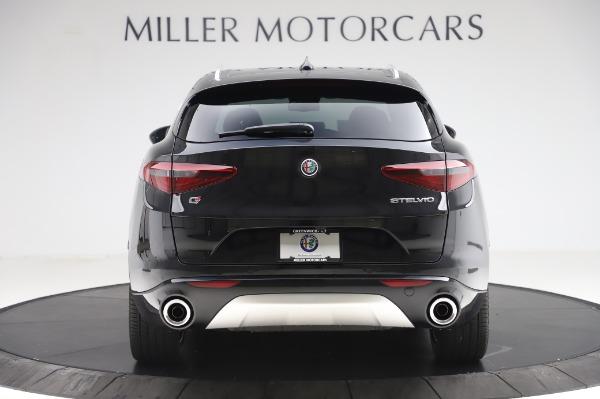 New 2020 Alfa Romeo Stelvio Ti Q4 for sale Sold at Bugatti of Greenwich in Greenwich CT 06830 6