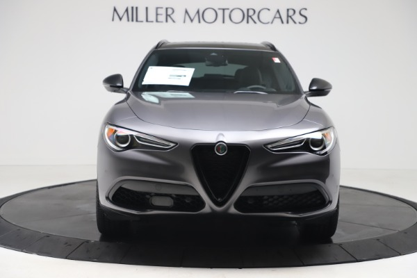New 2020 Alfa Romeo Stelvio Ti Q4 for sale $51,045 at Bugatti of Greenwich in Greenwich CT 06830 1