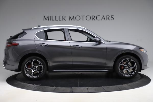 New 2020 Alfa Romeo Stelvio Ti Q4 for sale Sold at Bugatti of Greenwich in Greenwich CT 06830 10