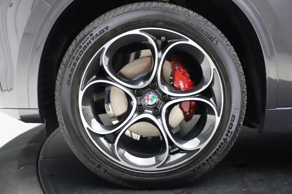 New 2020 Alfa Romeo Stelvio Ti Q4 for sale Sold at Bugatti of Greenwich in Greenwich CT 06830 15