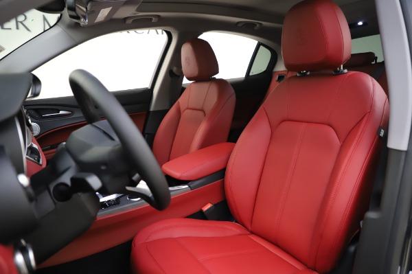 New 2020 Alfa Romeo Stelvio Ti Q4 for sale Sold at Bugatti of Greenwich in Greenwich CT 06830 16