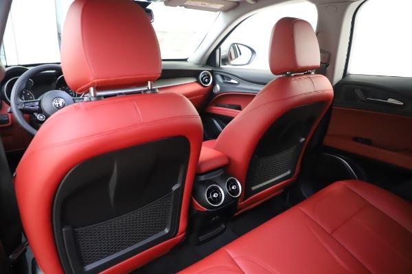 New 2020 Alfa Romeo Stelvio Ti Q4 for sale Sold at Bugatti of Greenwich in Greenwich CT 06830 23