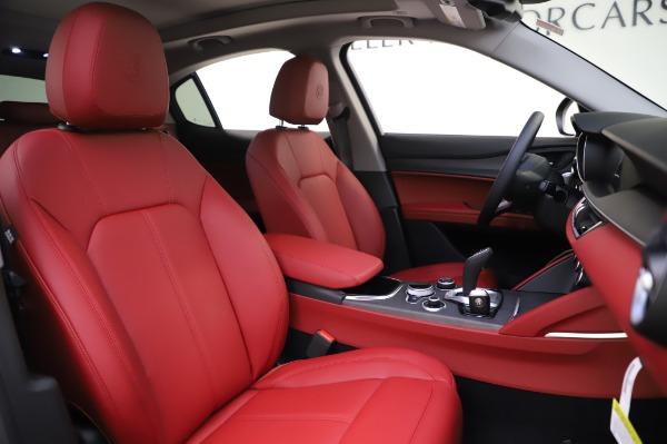 New 2020 Alfa Romeo Stelvio Ti Q4 for sale Sold at Bugatti of Greenwich in Greenwich CT 06830 25