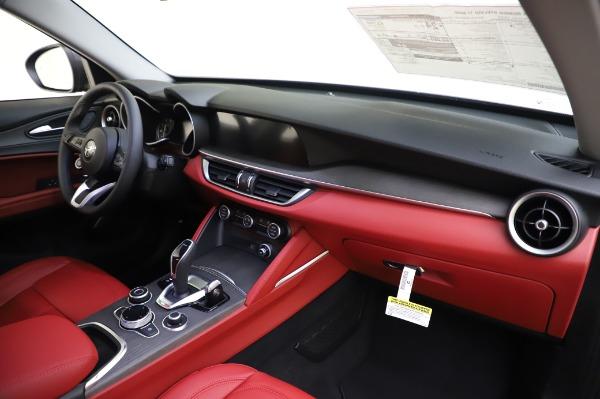 New 2020 Alfa Romeo Stelvio Ti Q4 for sale Sold at Bugatti of Greenwich in Greenwich CT 06830 27