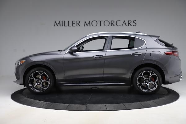 New 2020 Alfa Romeo Stelvio Ti Q4 for sale Sold at Bugatti of Greenwich in Greenwich CT 06830 4