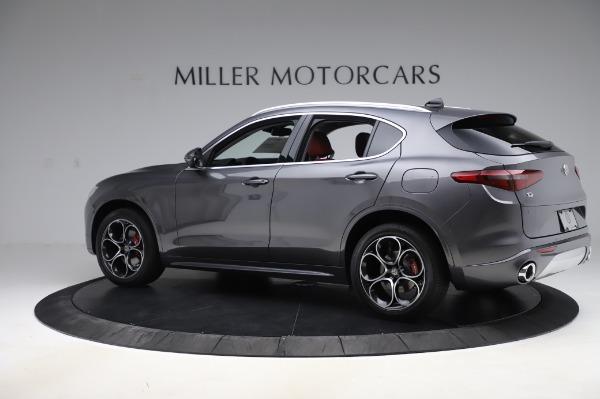 New 2020 Alfa Romeo Stelvio Ti Q4 for sale Sold at Bugatti of Greenwich in Greenwich CT 06830 5