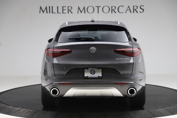 New 2020 Alfa Romeo Stelvio Ti Q4 for sale Sold at Bugatti of Greenwich in Greenwich CT 06830 7