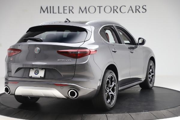 New 2020 Alfa Romeo Stelvio Ti Q4 for sale Sold at Bugatti of Greenwich in Greenwich CT 06830 8