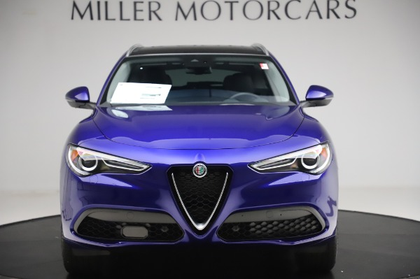New 2020 Alfa Romeo Stelvio Ti Q4 for sale $50,695 at Bugatti of Greenwich in Greenwich CT 06830 12