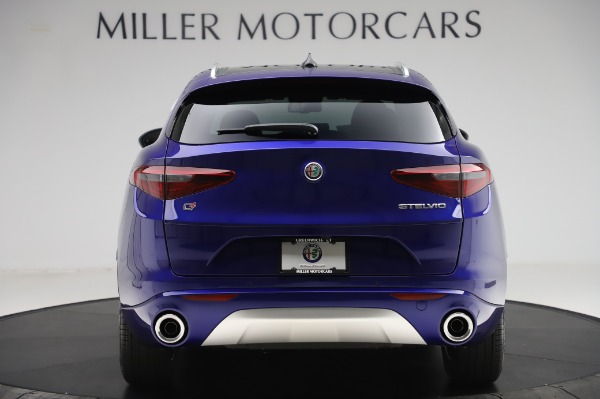 New 2020 Alfa Romeo Stelvio Ti Q4 for sale $50,695 at Bugatti of Greenwich in Greenwich CT 06830 6