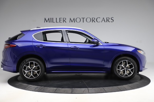 New 2020 Alfa Romeo Stelvio Ti Q4 for sale $50,695 at Bugatti of Greenwich in Greenwich CT 06830 9