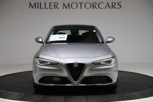 New 2020 Alfa Romeo Giulia Ti Q4 for sale Sold at Bugatti of Greenwich in Greenwich CT 06830 12