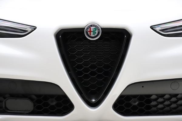 New 2020 Alfa Romeo Stelvio Ti Sport Q4 for sale $54,345 at Bugatti of Greenwich in Greenwich CT 06830 13