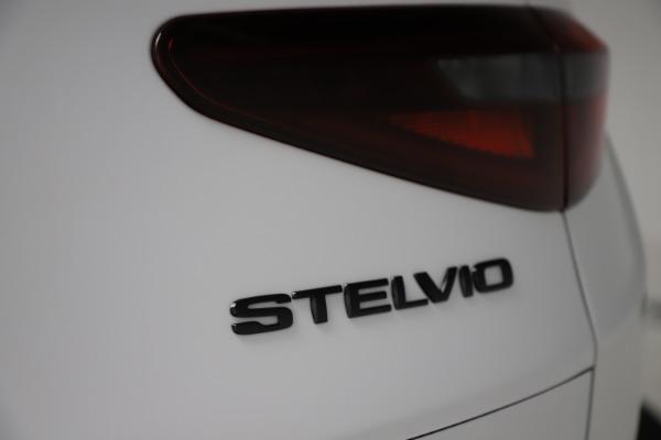 New 2020 Alfa Romeo Stelvio Ti Sport Q4 for sale $54,345 at Bugatti of Greenwich in Greenwich CT 06830 15