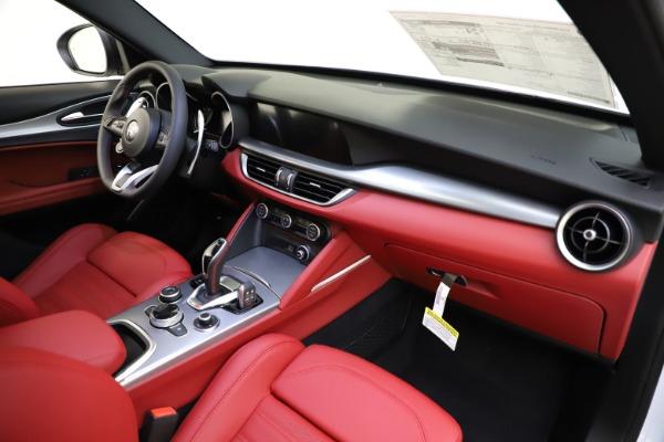 New 2020 Alfa Romeo Stelvio Ti Sport Q4 for sale $54,345 at Bugatti of Greenwich in Greenwich CT 06830 26