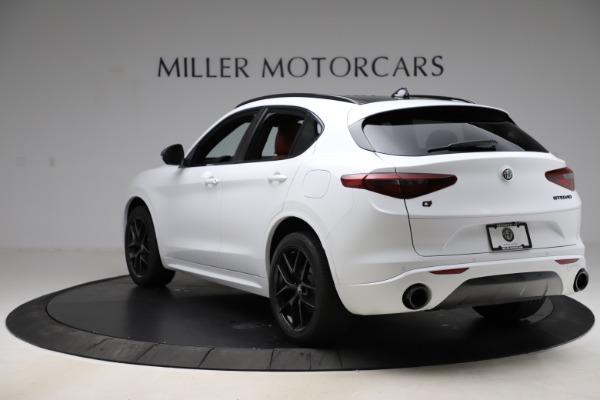 New 2020 Alfa Romeo Stelvio Ti Sport Q4 for sale $54,345 at Bugatti of Greenwich in Greenwich CT 06830 5