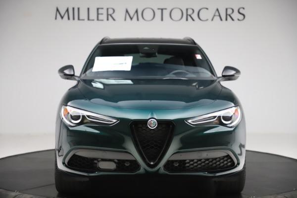 New 2020 Alfa Romeo Stelvio Q4 for sale $49,045 at Bugatti of Greenwich in Greenwich CT 06830 1