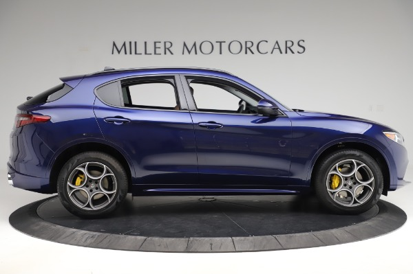 New 2020 Alfa Romeo Stelvio Sport Q4 for sale Sold at Bugatti of Greenwich in Greenwich CT 06830 9