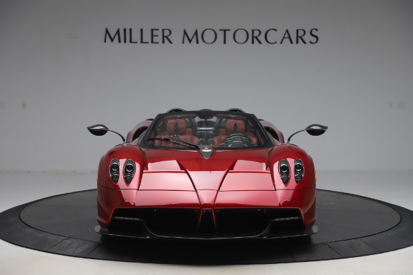 Used 2017 Pagani Huayra Roadster for sale Call for price at Bugatti of Greenwich in Greenwich CT 06830 12