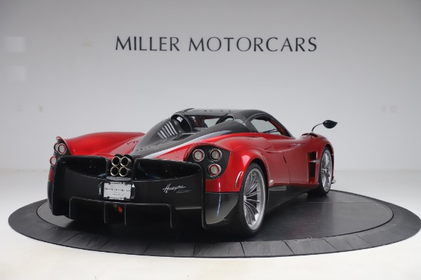 Used 2017 Pagani Huayra Roadster for sale Call for price at Bugatti of Greenwich in Greenwich CT 06830 15