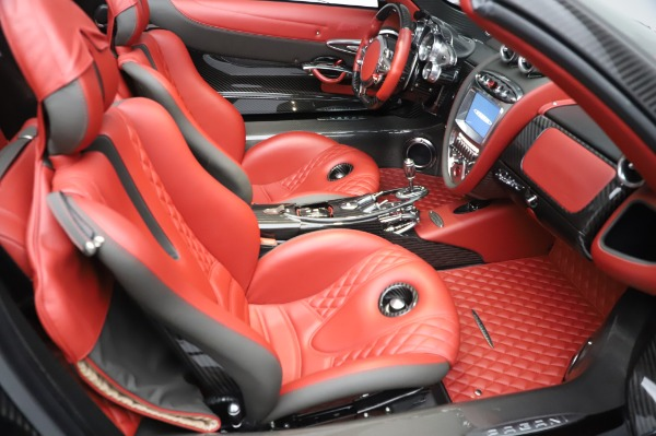 Used 2017 Pagani Huayra Roadster for sale Call for price at Bugatti of Greenwich in Greenwich CT 06830 26