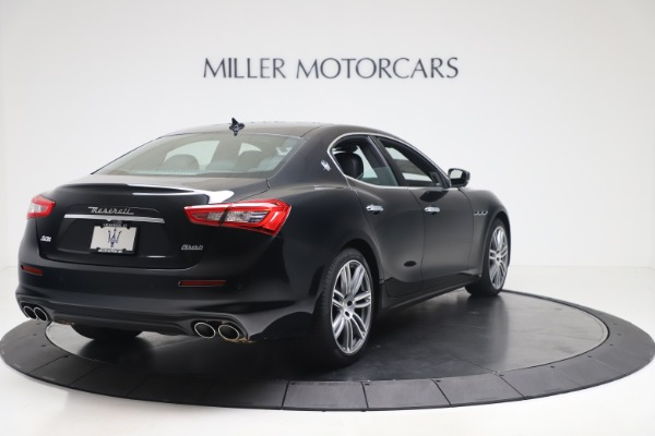 New 2020 Maserati Ghibli S Q4 for sale $87,285 at Bugatti of Greenwich in Greenwich CT 06830 7