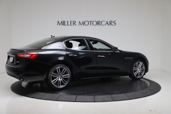 New 2020 Maserati Ghibli S Q4 for sale $87,285 at Bugatti of Greenwich in Greenwich CT 06830 8