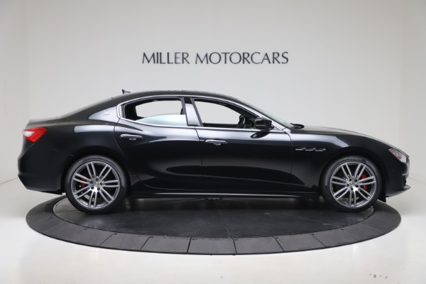 New 2020 Maserati Ghibli S Q4 for sale $87,285 at Bugatti of Greenwich in Greenwich CT 06830 9