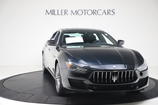 New 2020 Maserati Ghibli S Q4 for sale $87,285 at Bugatti of Greenwich in Greenwich CT 06830 11