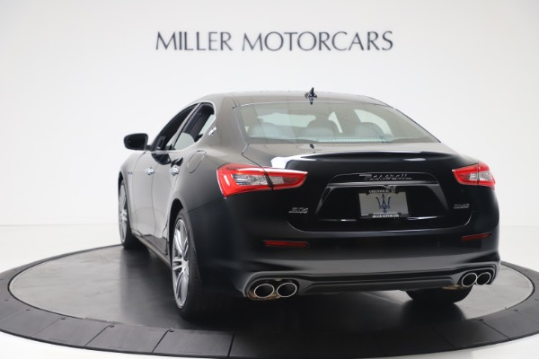 New 2020 Maserati Ghibli S Q4 for sale $87,285 at Bugatti of Greenwich in Greenwich CT 06830 5