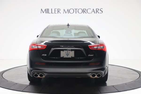 New 2020 Maserati Ghibli S Q4 for sale $87,285 at Bugatti of Greenwich in Greenwich CT 06830 6