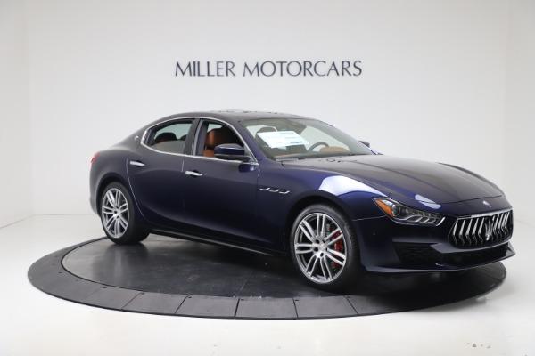New 2020 Maserati Ghibli S Q4 for sale $87,285 at Bugatti of Greenwich in Greenwich CT 06830 10