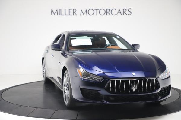 New 2020 Maserati Ghibli S Q4 for sale $87,285 at Bugatti of Greenwich in Greenwich CT 06830 11