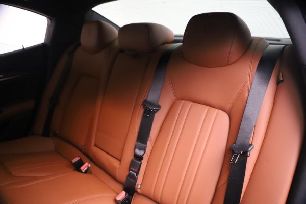New 2020 Maserati Ghibli S Q4 for sale $87,285 at Bugatti of Greenwich in Greenwich CT 06830 18