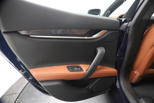 New 2020 Maserati Ghibli S Q4 for sale $87,285 at Bugatti of Greenwich in Greenwich CT 06830 21