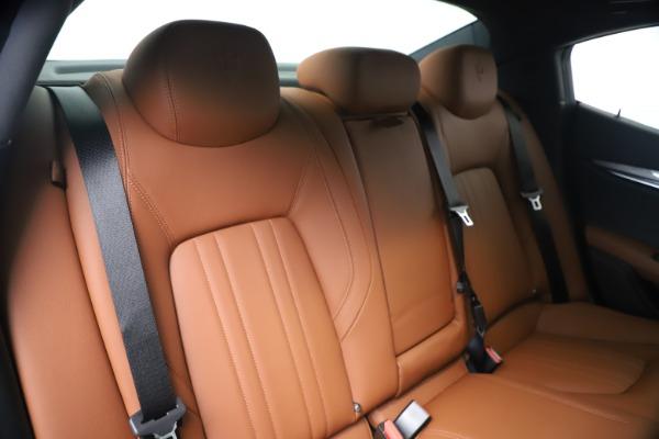 New 2020 Maserati Ghibli S Q4 for sale $87,285 at Bugatti of Greenwich in Greenwich CT 06830 26