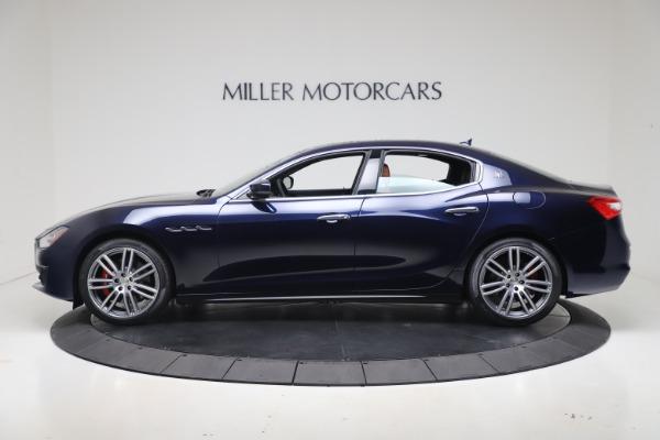 New 2020 Maserati Ghibli S Q4 for sale $87,285 at Bugatti of Greenwich in Greenwich CT 06830 3