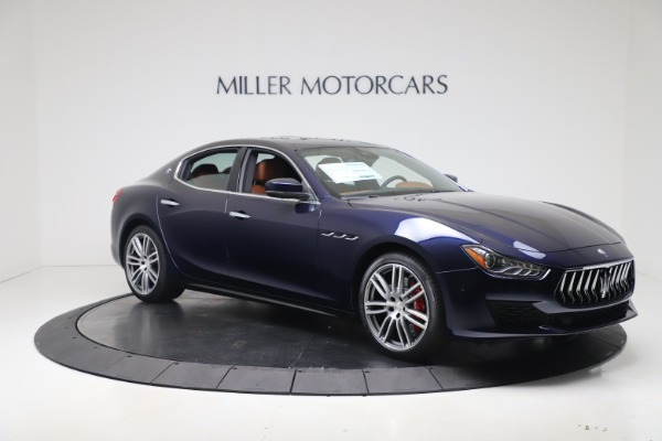 New 2020 Maserati Ghibli S Q4 for sale $87,285 at Bugatti of Greenwich in Greenwich CT 06830 10